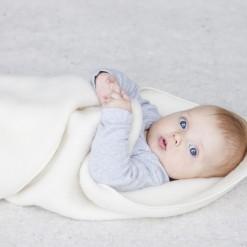Babysvøb / Babysvoeb fra LANACare naturhvid