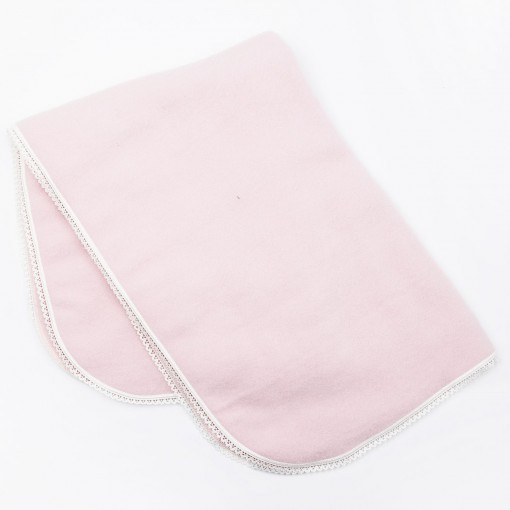 Blanket lace pink